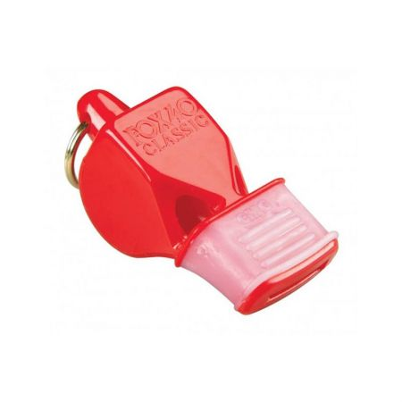 Съдийска Свирка MAXIMA Fox 40 Classic CMG Whistle 501649 200827-red