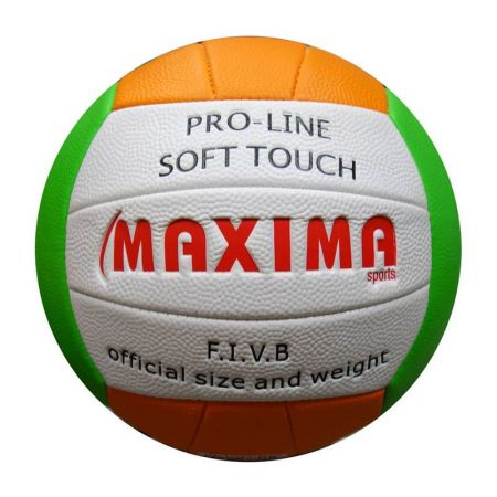 Волейболна Топка MAXIMA Volleyball Pro-Line Soft Touch 501766