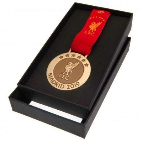 Сувенирен Медал LIVERPOOL Madrid 19 Replica Medal 518223