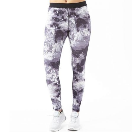 Дамски Клин MORE MILE Luna Graphic Ladies Running Tights 508531  MM2626