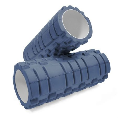 Релефен Фоумролер MORE MILE The Beast Foam Roller 33cm x 14cm 510834