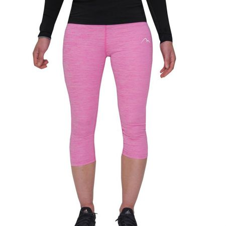 Детски Клин MORE MILE Heather Girls 3/4 Capri Running Tights 508825 MM2525