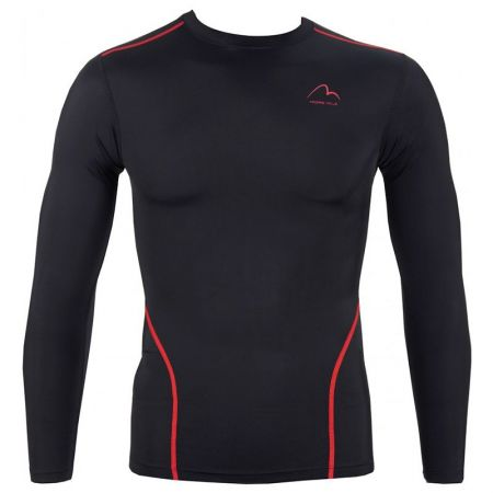 Мъжка Термо Блуза MORE MILE Compression Mens Long Sleeve Top 510801 MM2745
