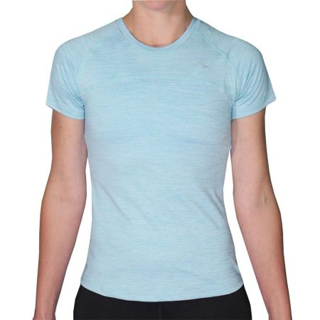 ДетскаТениска MORE MILE Heather Short Sleeve Girls Running Top 508828 MM2518