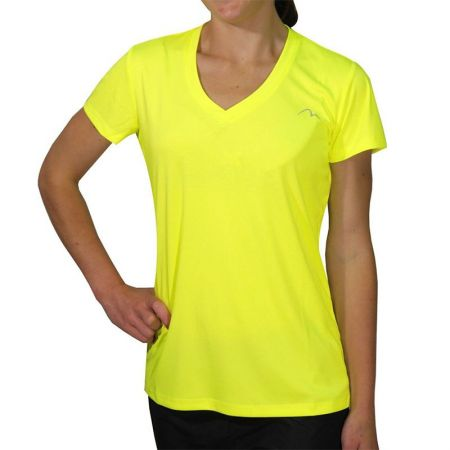 Дамска Тениска MORE MILE M-Tech Dry Ladies Short Sleeve Running Top 508568 MM2531