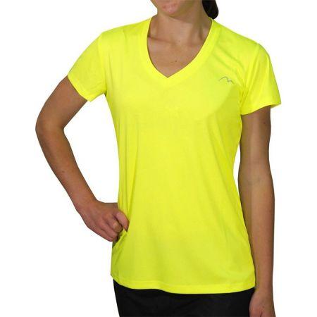 Детска Тениска MORE MILE M-Tech Dry Girls Short Sleeve Running Top