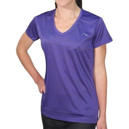 Детска Тениска MORE MILE M-Tech Dry Girls Short Sleeve Running Top 508838 MM2538