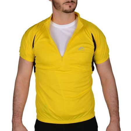 Мъжка Тениска MORE MILE Short Sleeve Mens Cycle Jersey 508506 MM1216