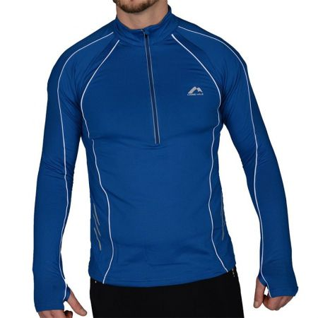Мъжка Блуза MORE MILE Alaska Thermal Hi-Viz Mens Running Top 508416 MM1260