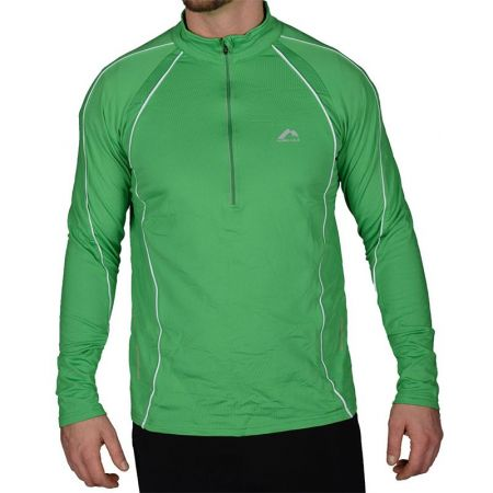 Мъжка Блуза MORE MILE Alaska Thermal Hi-Viz Mens Running Top 508477 MM1459