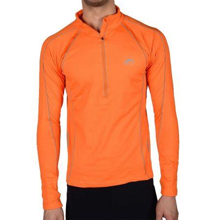 Мъжка Блуза MORE MILE Alaska Thermal Hi-Viz Mens Running Top 508403 MM1460