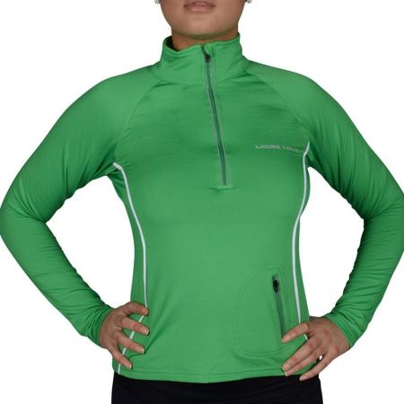 Дамски Суичър MORE MILE Vancouver Thermal Hi-Viz Ladies Running Top 508738 MM1463