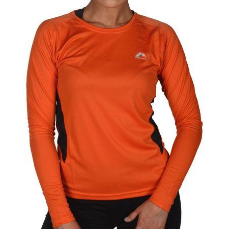 Дамска Блуза MORE MILE Verona Long Sleeve Ladies Running Top 508787 MM1495