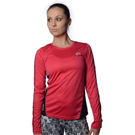 Дамска Блуза MORE MILE More-Tech Ladies Slim Fit Running Top 508723