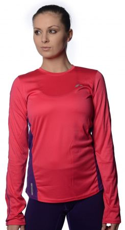 Дамска Блуза MORE MILE More-Tech Ladies Slim Fit Running Top 508748 MM1691t изображение 2