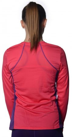 Дамска Блуза MORE MILE More-Tech Ladies Slim Fit Running Top 508748 MM1691t изображение 4