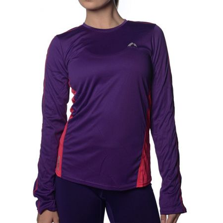 Дамска Блуза MORE MILE More-Tech Ladies Slim Fit Running Top 508747