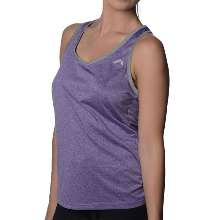 Дамски Потник MORE MILE Marl Ladies Running Vest 508801 MM1728