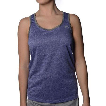 Дамски Потник MORE MILE Marl Ladies Running Vest 508750