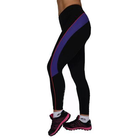 Дамски Клин MORE MILE Calgary Ladies Thermal Long Running Tights 508711  MM1779