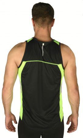 Мъжки Потник MORE MILE More-Tech Mens Running Vest  508392  MM1873 изображение 3