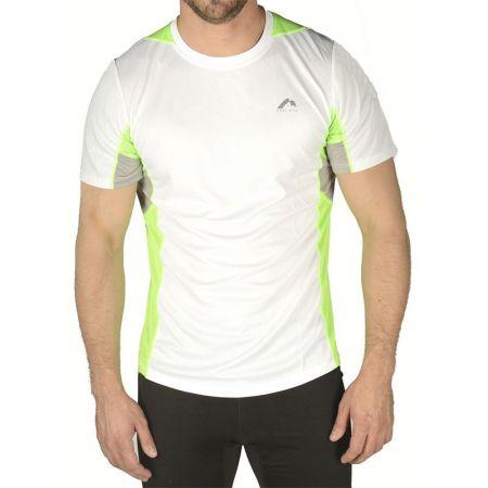 Мъжка Тениска MORE MILE  More-Tech Short Sleeve Mens Running Top