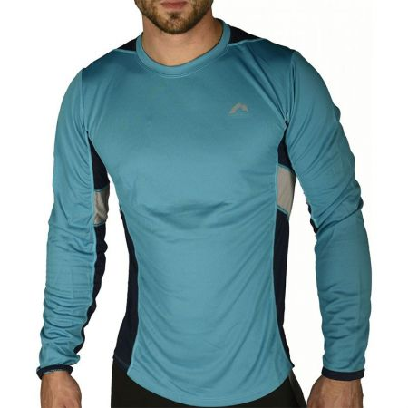 Мъжка Блуза MORE MILE Winter More-Tech Long Sleeve Mens Running Top 508398 MM1887
