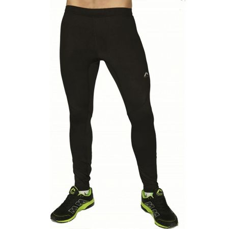 Мъжки Клин MORE MILE More-Tech Mens Long Running Tights 508451  MM1912