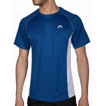 Мъжка Тениска MORE MILE Mesh Panelled Short Sleeve Mens Running Top 508375 MM2074