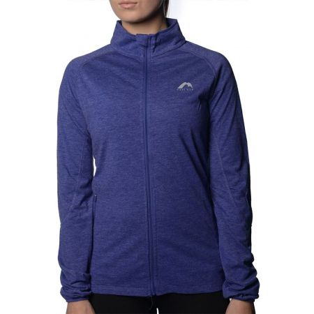 Дамски Суичър MORE MILE Marl Full Zip Long Sleeve Ladies Running Top 508661 MM2124