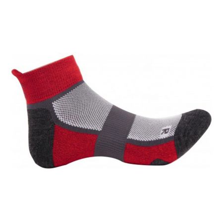 Мъжки Чорапи MORE MILE Bamboo Comfort Running Socks 510829