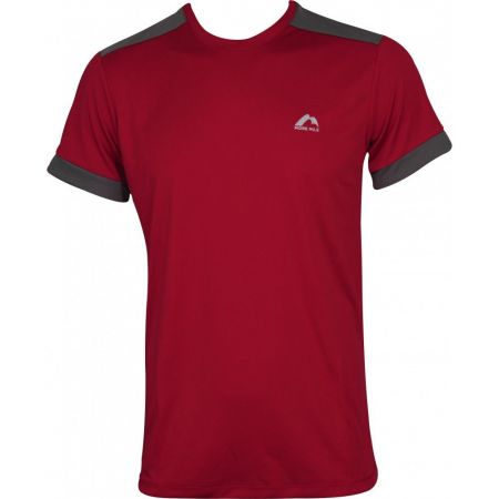 Мъжка Тениска MORE MILE Action Mens Short Sleeve Running Top 511328 MM2868