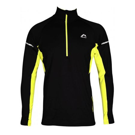 Мъжка Блуза MORE MILE Alaska Thermal Hi-Viz Mens Running Top 512962