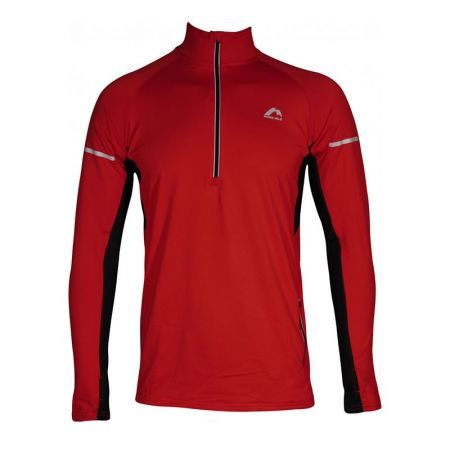 Мъжка Блуза MORE MILE Alaska Thermal Hi-Viz Mens Running Top 512963