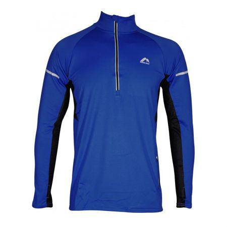 Мъжка Блуза MORE MILE Alaska Thermal Hi-Viz Mens Running Top 512964