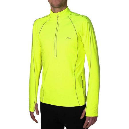 Мъжка Блуза MORE MILE Alaska Thermal Hi-Viz Mens Running Top 508401 MM1461