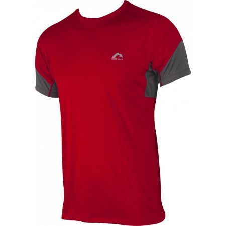 Мъжка Тениска MORE MILE Aspire Mens Short Sleeve Running Top 511325 MM2783