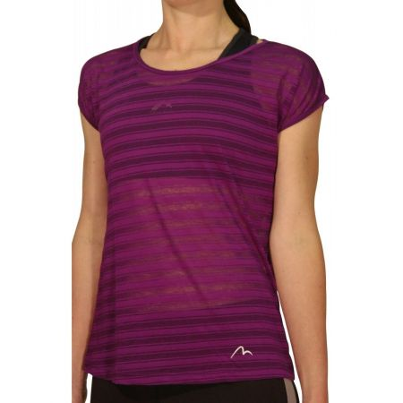 Дамска Тениска MORE MILE Breathe Short Sleeve Ladies Training Top 510815 MM2481