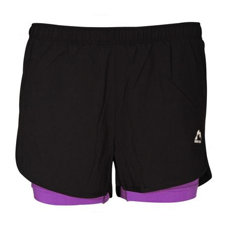 Дамски Къси Панталони MORE MILE Conquer 2in1 Running Shorts 512187 MM2940