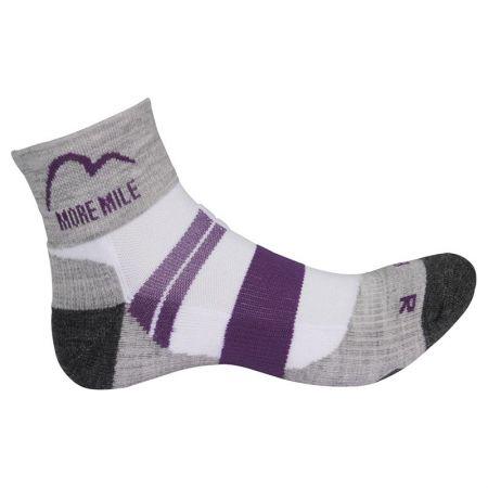 Дамски Чорапи MORE MILE Endurance Ladies Running Socks  509581 MM2693
