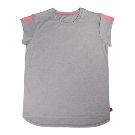 Детска Тениска MORE MILE Girls Cap Short Sleeve Running Top 512985 MM2991