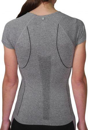 Дамска Тениска MORE MILE Seamless Lite Short Sleeve Ladies Running Top 508572 MM2488 изображение 2