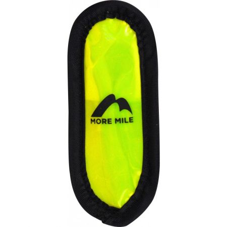 Светлоотразителна Лента MORE MILE Lumino Hi Viz Clip On LED Band 511892 MM2856