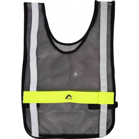 Светлоотразителен Елек MORE MILE Lumino Hi Viz LED Running Bib 511890 MM2855