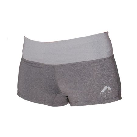 Дамски Къси Панталони MORE MILE Marl Ladies Boy Running Short Tight 508709  MM1762