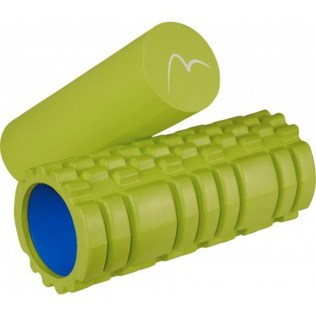 Релефен Фоумролер MORE MILE The Beast Foam Roller Set 33x14 cm 511867