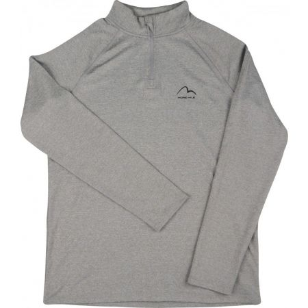 Детска Блуза MORE MILE Boys Long Sleeve Half Zip Running Top 511258