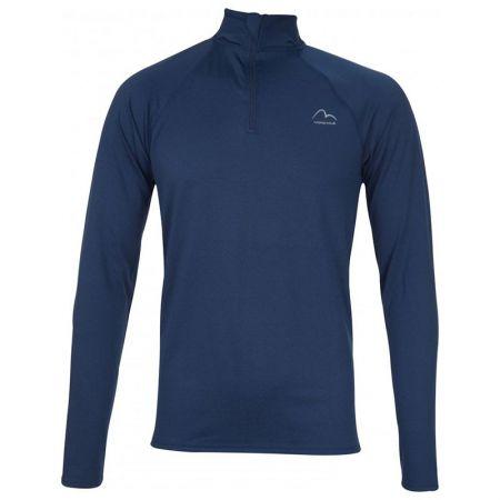 Мъжка Блуза MORE MILE  Mens Long Sleeve Half Zip Running Top  510789