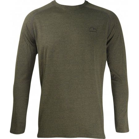Мъжка Блуза MORE MILE Mens Long Sleeve Running Top 511237