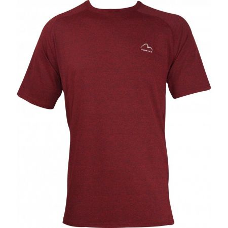 Мъжка Тениска MORE MILE Mens Short Sleeve Running Top 511241 MM2793
